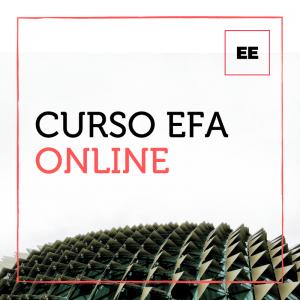 Curso EFA Online Certificacion EFA EFPA Online