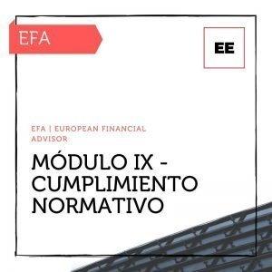 efa-modulo-ix-cumplimiento-normativo-examenes-efpa-espana