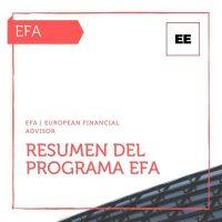 Resumen del programa EFA - Exámenes EFPA